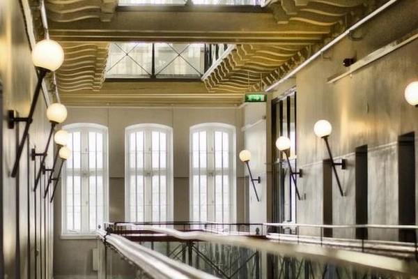 origineel overnachten gevangenis stockholm