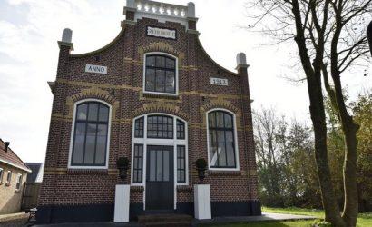 origineel overnachten kerk peins friesland