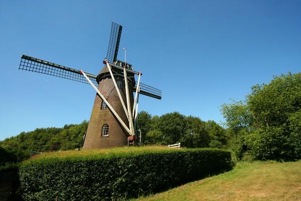 origineel overnachten molen gelderland