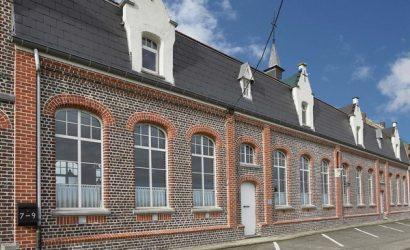 origineel overnachten school wijtschate westhoek