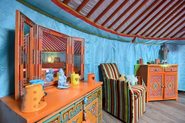 origineel overnachten yurt houffalize (4)