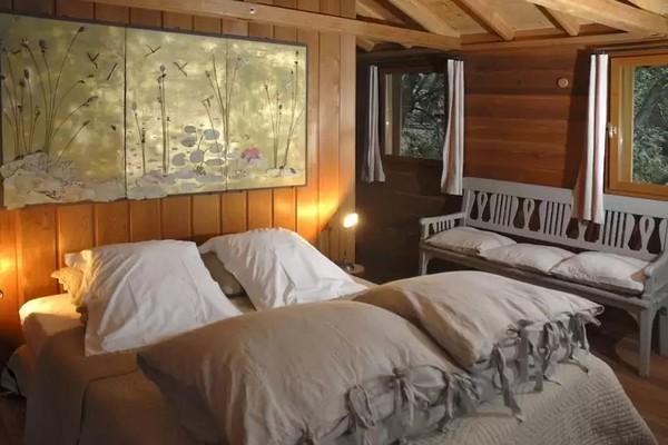 slapen boomhut frankrijk (4)