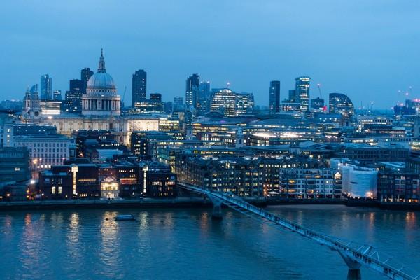origineel overnachten Londen tate modern