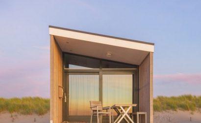 origineel overnachten strandhuis nederland
