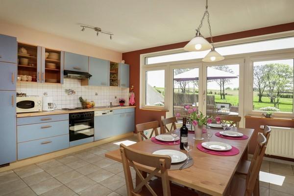 Vakantiehuis met omheinde tuin La Roche-en-Ardenne