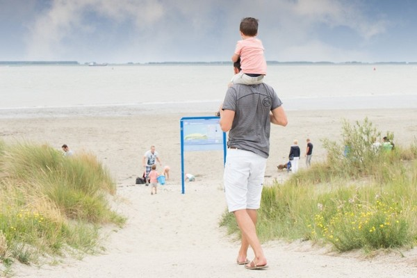 kindvriendelijke camping strand nederland
