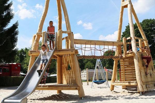 kindvriendelijke camping Belgie Ardennen