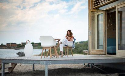 origineel overnachten strand grevelingenmeer