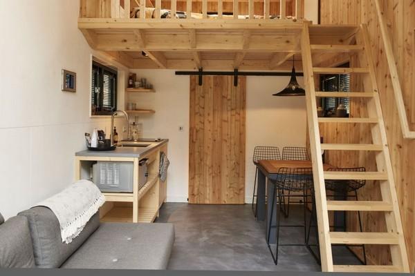 origineel overnachten tiny house nederland (4)