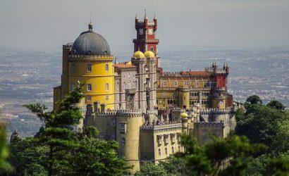 sintra lissabon pena palace