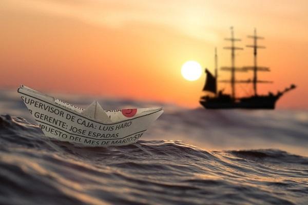 origineel overnachten boot