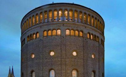 origineel overnachten watertoren keulen