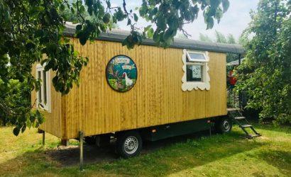 huifkar kamperen nederland