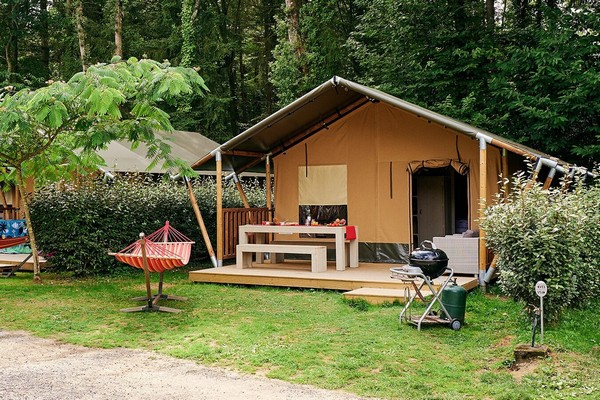 safaritent glamping nederland vakantiepark gelderland