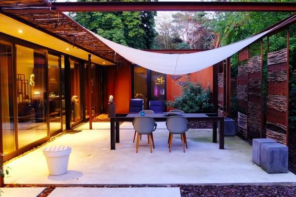 origineel overnachten villa natuur bos luxe (5)