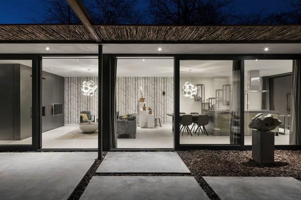 origineel overnachten villa natuur bos luxe