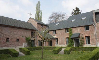 originele groepsaccommodatie klooster sint truiden