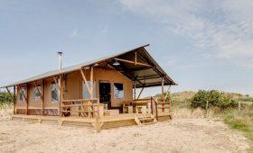 safaritent glamping nederland