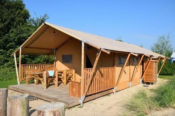 safaritent glamping nederland utrecht vakantiepark