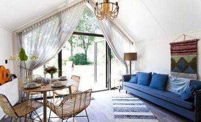 origineel overnachten tiny house veluwemeer