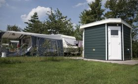 camping nederland prive sanitair