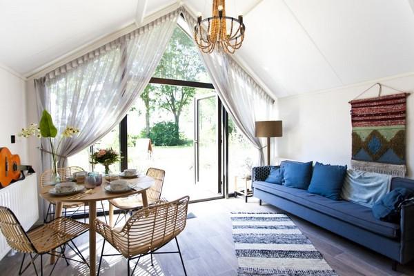 tiny house veluwemeer nederland overnachten