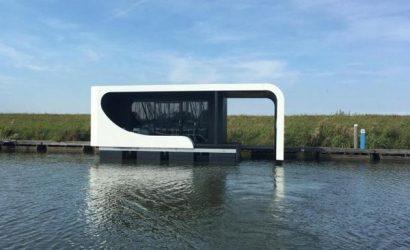 origineel overnachten boot ijsselmeer