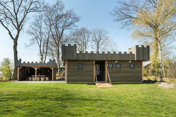 origineel overnachten kasteel nederland