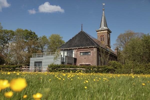 origineel overnachten kerk friesland