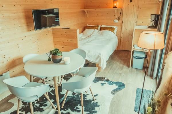 tiny house nederland twente uniek logeren