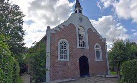 origineel overnachten kerk