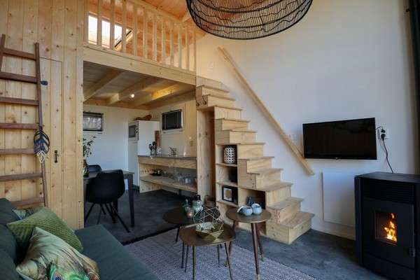 tiny house nederland amsterdam originele overnachting