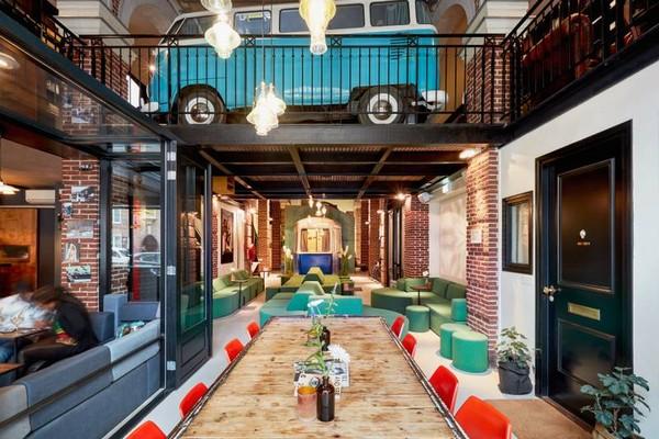 uniek hotel amsterdam nederland