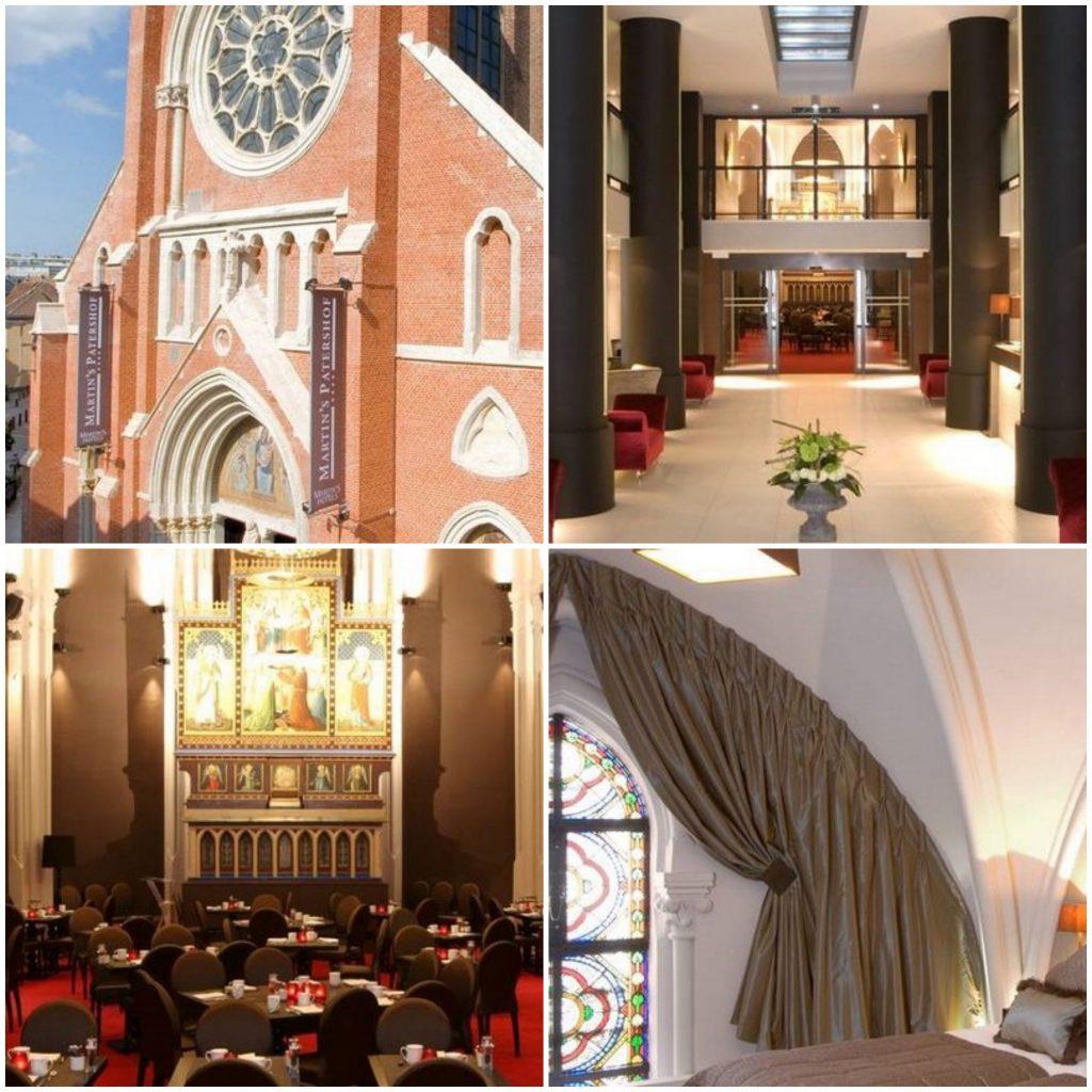 origineel overnachten kerk belgie mechelen