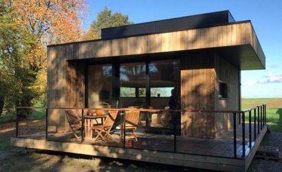 ecologisch vakantiehuis belgie