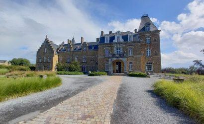 origineel overnachten belgie condroz kasteel