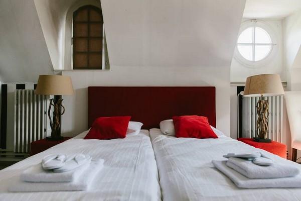 origineel overnachten kasteelhotel limburg