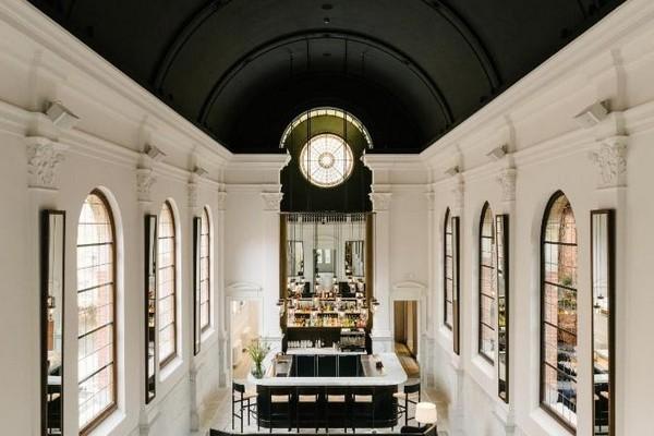 romantisch overnachten klooster belgie antwerpen vlaanderen