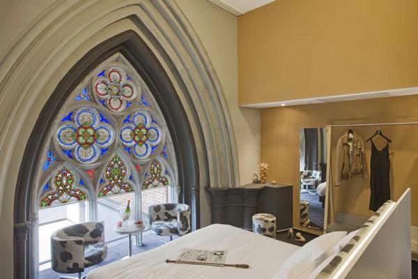 origineel overnachten klooster belgie wallonie bergen