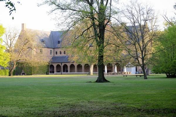 romantisch overnachten klooster belgie vlaanderen oud-turnhout