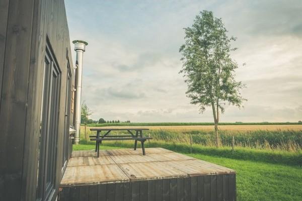 origineel overnachten tiny house belgie (10)