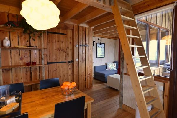 bijzonder overnachten nederland glamping boomhut