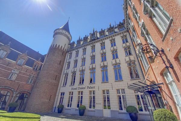 romantisch overnachten Brugge