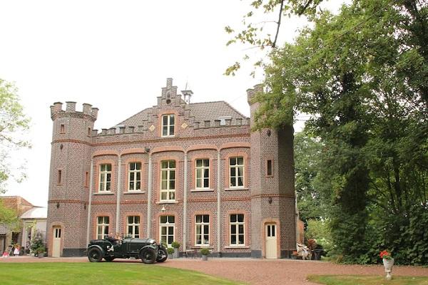uniek overnachten kasteel belgie