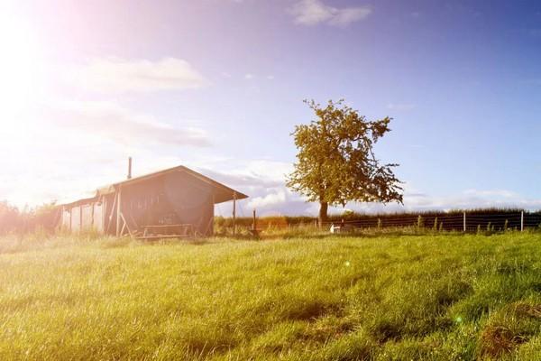 uniek overnachten ardennen boerderij gezinsvakantie