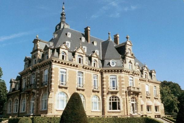 uniek overnachten kasteel belgie namen (6)