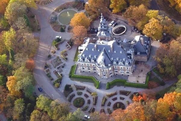 uniek overnachten kasteel belgie namen (8)