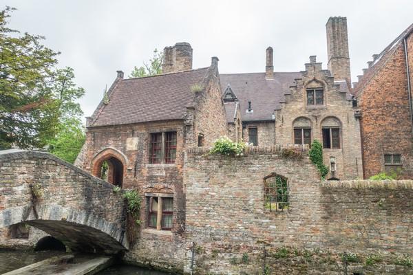origineel overnachten belgie brugge romantisch
