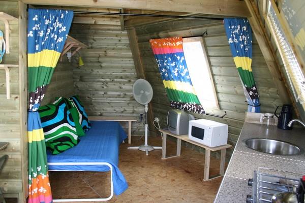 glamping nederland tipi tent