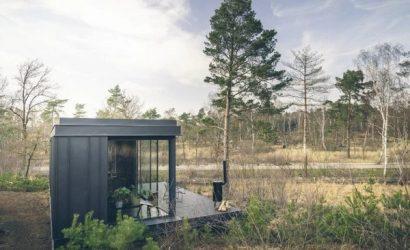 uniek overnachten tiny house nederland veluwe